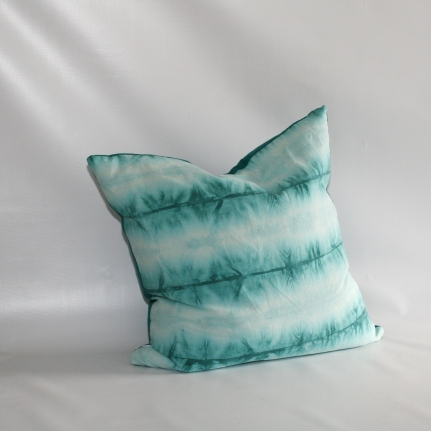 'Aquarius' cushion
