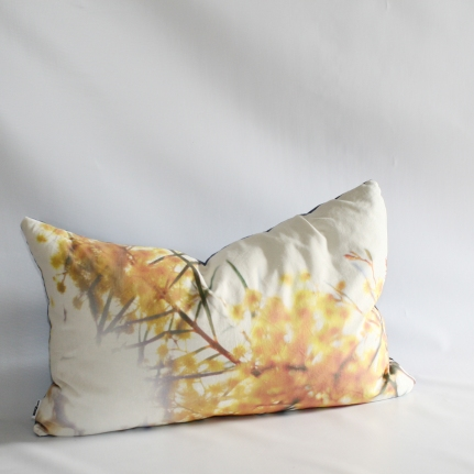 'Golden Sunshine' Landscape cushion