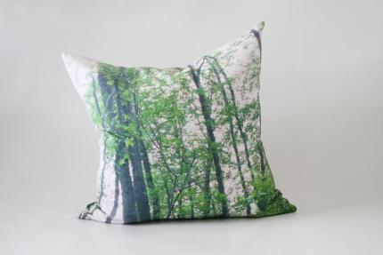 'Trees' cushion