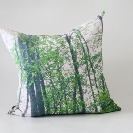 'Trees' cushion