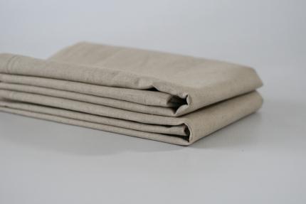 Organic Linen Unbleached Pillow Case set