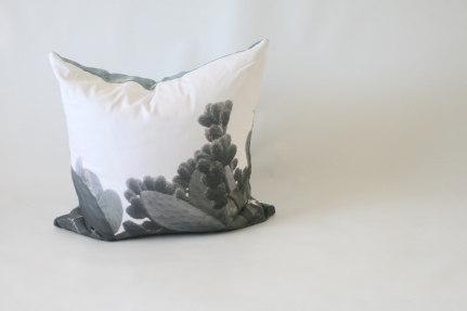'Cacti' cushion