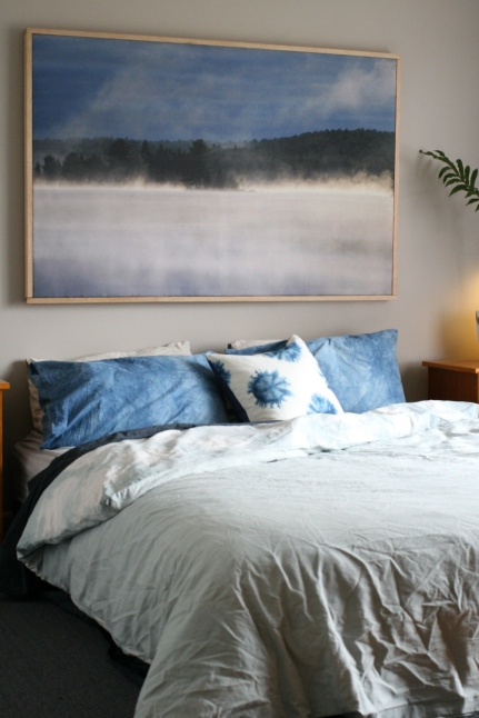 *Coming Soon* Organic Cotton Hemp Doona Covers and Framed Fabric Images